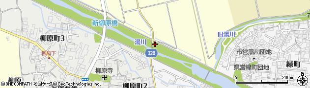 福島県会津若松市神指町大字南四合(若宮丁)周辺の地図