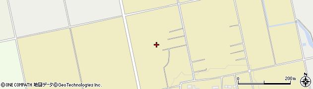 福島県会津若松市北会津町鷺林(百苅)周辺の地図