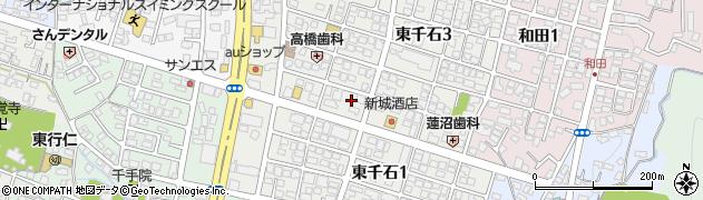 株式会社あいづ換地事務所周辺の地図