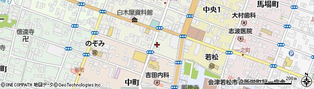 山口大輔法律事務所周辺の地図