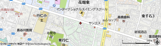 DONミュージックスクール ドラム教室周辺の地図