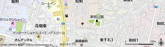 八ッ橋設備株式会社周辺の地図