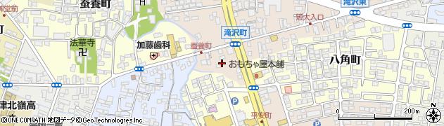 有限会社フレッシュきくち周辺の地図