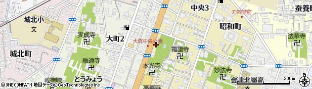 耐南商事株式会社パステル周辺の地図