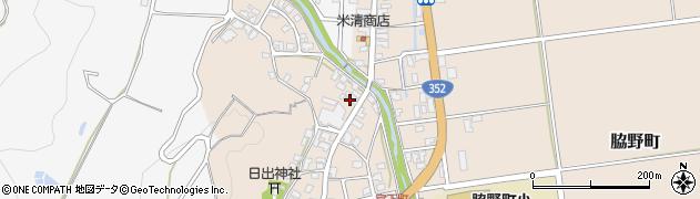 大島輪業周辺の地図