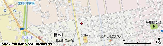 株式会社サンベンディング 福島会津営業所周辺の地図