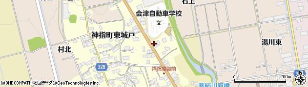 中央一人親方建設部会周辺の地図