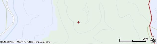 福島県郡山市熱海町玉川(八平山)周辺の地図