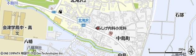 株式会社イン・トレ 会津営業所周辺の地図
