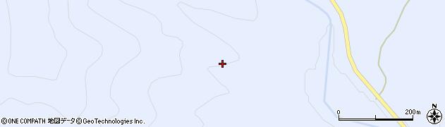 福島県郡山市熱海町高玉(二俣)周辺の地図