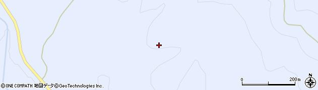 福島県郡山市熱海町高玉(館ノ森)周辺の地図
