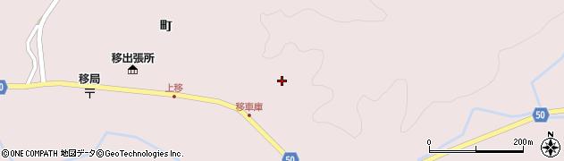 長法寺周辺の地図