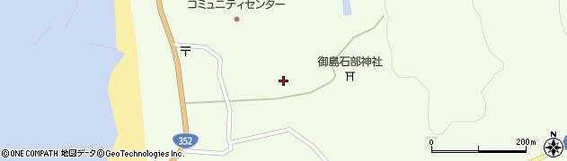 新潟県柏崎市西山町石地周辺の地図