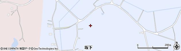 福島県南相馬市小高区下浦戸谷崎周辺の地図