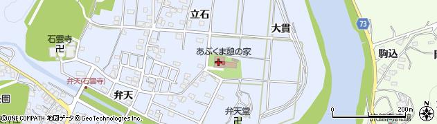 本宮市 老人憩の家周辺の地図