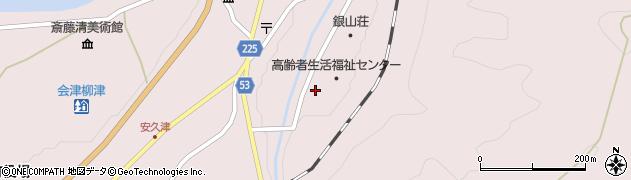柳津町役場 柳津町高齢者生活福祉センター・柳津町地域包括支援センター周辺の地図