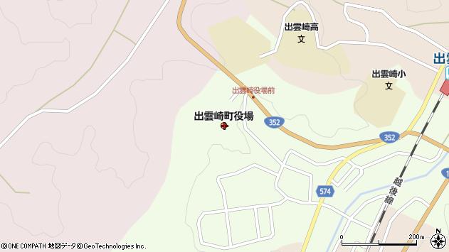 〒949-4300 新潟県三島郡出雲崎町(以下に掲載がない場合)の地図
