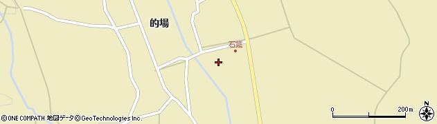 福島県郡山市熱海町石筵(西落合)周辺の地図