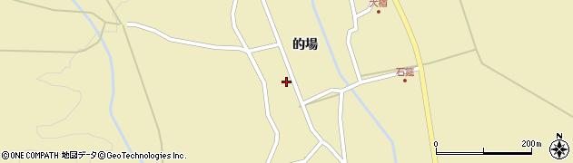 福島県郡山市熱海町石筵(瀬上)周辺の地図