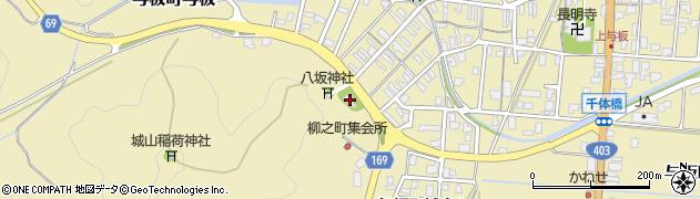 法立寺周辺の地図