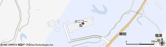 福島エコクリート株式会社周辺の地図
