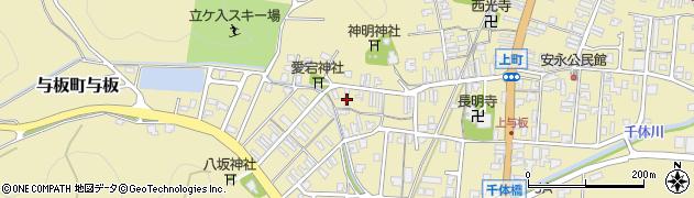 河内商店周辺の地図