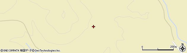 福島県郡山市熱海町石筵(柄松)周辺の地図
