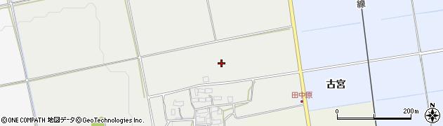 福島県会津若松市河東町広田(原)周辺の地図