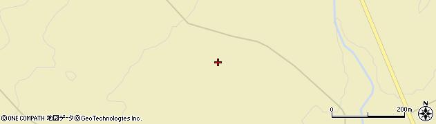 福島県郡山市熱海町石筵(割石)周辺の地図