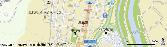 藤田畳店周辺の地図