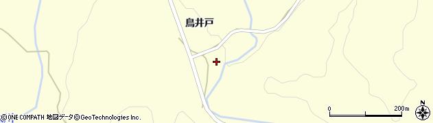 福島県二本松市田沢(鳥井戸)周辺の地図