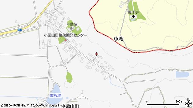 〒954-0002 新潟県見附市小栗山町の地図