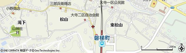 庄建技術株式会社 磐梯営業所周辺の地図