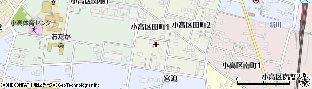 志賀鍼灸接骨院周辺の地図