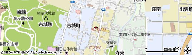 有限会社ボーマル周辺の地図