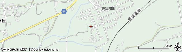 有限会社クリーン磐梯周辺の地図