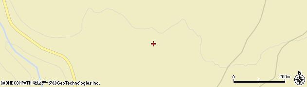 福島県郡山市熱海町石筵(上台)周辺の地図