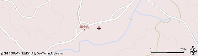 福島県二本松市戸沢(梅ノ木田)周辺の地図