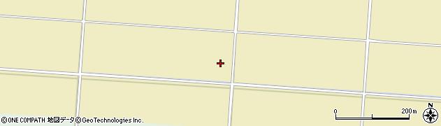 新潟県長岡市信条南周辺の地図