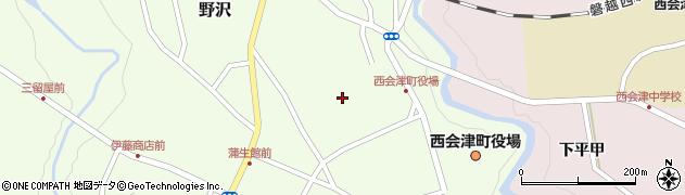 グループホーム西会津しょうぶ苑 おとめゆり周辺の地図