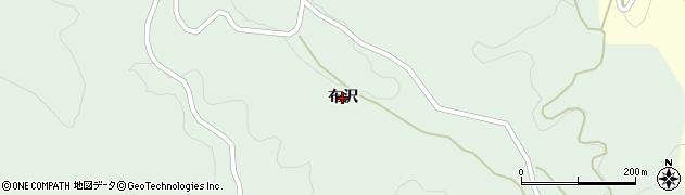 福島県二本松市太田(布沢)周辺の地図
