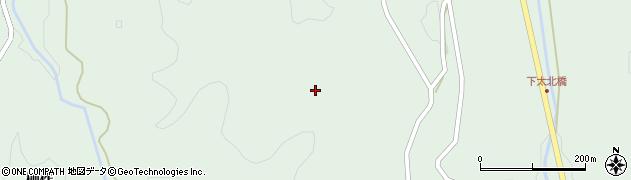 福島県二本松市太田(広畑)周辺の地図