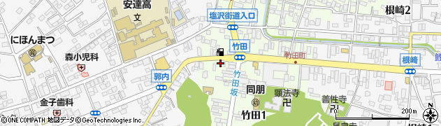 有限会社天野商店周辺の地図