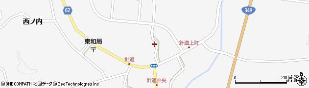 善導寺周辺の地図