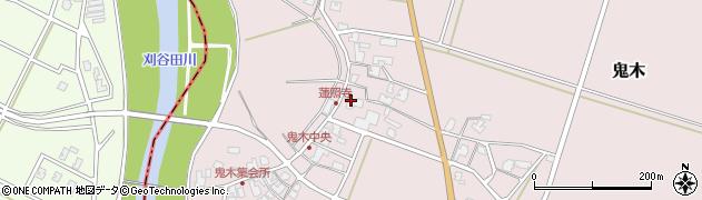智正寺周辺の地図