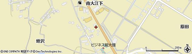 栗林建設株式会社 東北支店周辺の地図