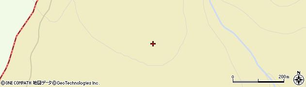 福島県郡山市熱海町石筵(船ケ明神)周辺の地図