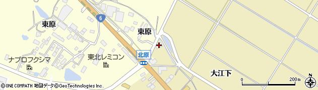 新常磐交通株式会社 原町営業所周辺の地図