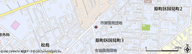 こくみん共済coop 福島推進本部・相双支所周辺の地図