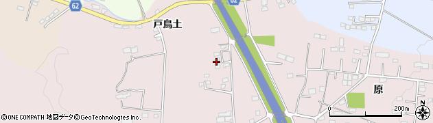 福島県南相馬市原町区押釜周辺の地図